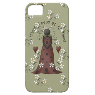 Ladybug and Daisies Friendship iPhone5 iPhone 5 Cases