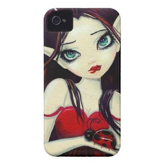 Ladybug Big-Eye Fairy Art Case-Mate iPhone 4 Case