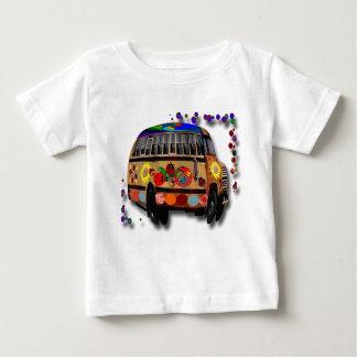 Ladybug Bus Baby T-Shirt