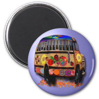 Ladybug Bus Magnet