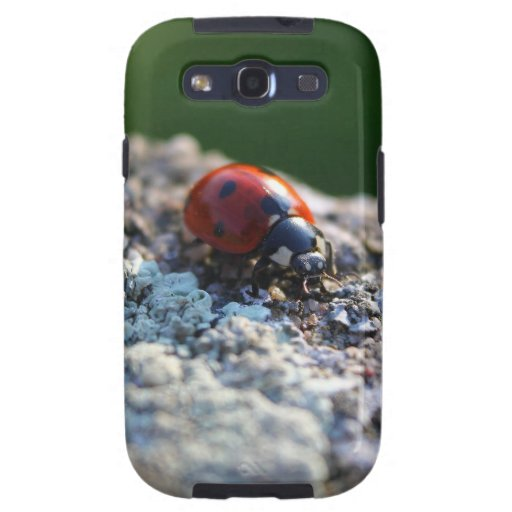Ladybug Galaxy S3 Cases