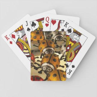 Ladybug Chocolates Playing Cards