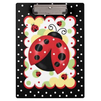 Ladybug Clipboard