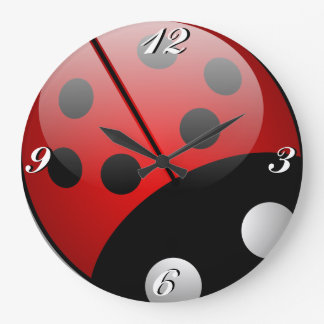 Ladybug, Clock
