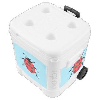 Ladybug Cooler