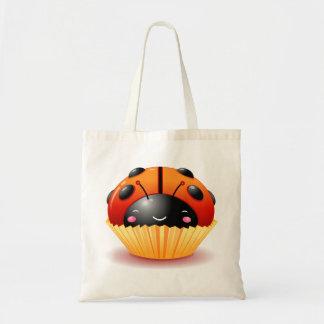 Ladybug Cupcake Bag