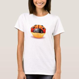 Ladybug Cupcake Shirt