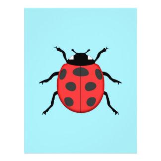 Ladybug Custom Flyer