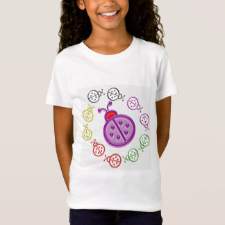 LadyBUG Dance: KIDS love Lady BUG n insects as pet T-Shirt