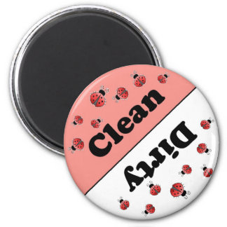 Ladybug Dishwasher Magnet