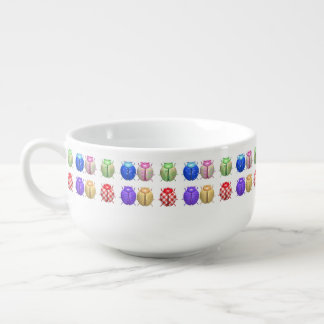 Ladybug dot Beetle Luck Office Destiny Destiny'S Soup Mug