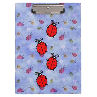 Ladybug dot beetle Office Custom Destiny Destiny'S Clipboard