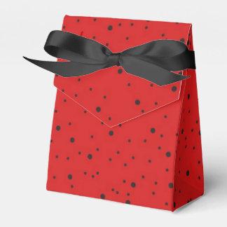 Ladybug Favor Box