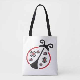 ladybug Flower Bag