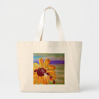 LADYBUG FOLLOW THE LEADER LARGE TOTE BAG