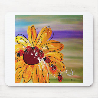 LADYBUG FOLLOW THE LEADER MOUSE PAD
