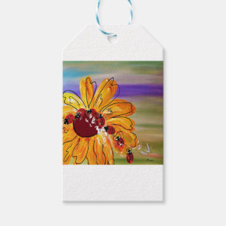 LADYBUG FOLLOW THE LEADER PACK OF GIFT TAGS