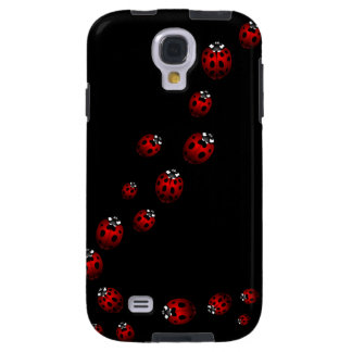 Ladybug Galaxy S4 Case Lady Bird Smartphone Case