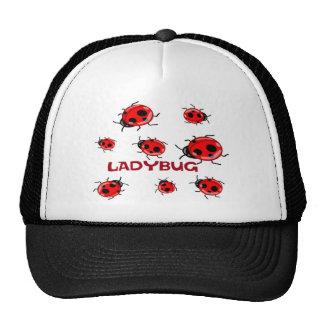 LADYBUG HATS