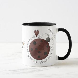 Ladybug Hugs Mug