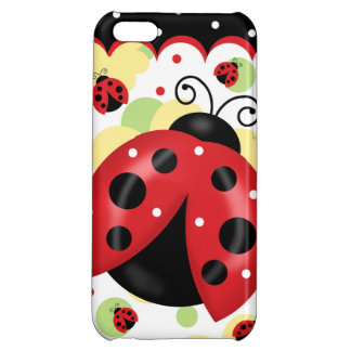 Ladybug iPhone 5C Glossy Finish Case Case For iPhone 5C