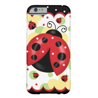 Ladybug iPhone 6/6S Barely There Case