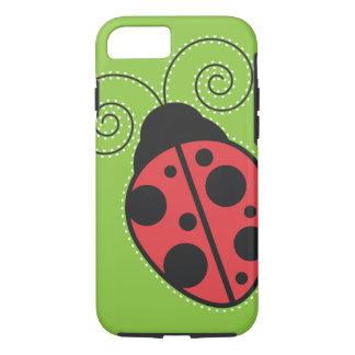 Ladybug iPhone 7 Tough iPhone 8/7 Case