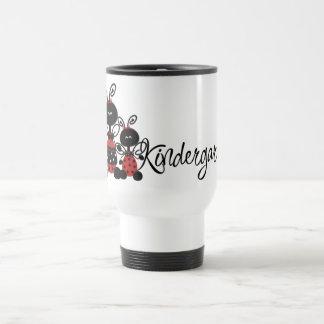 Ladybug Kindergarten Tshirts and Gifts Travel Mug