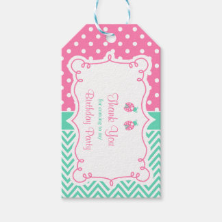 Ladybug Ladybird Gift Tag Pack Of Gift Tags