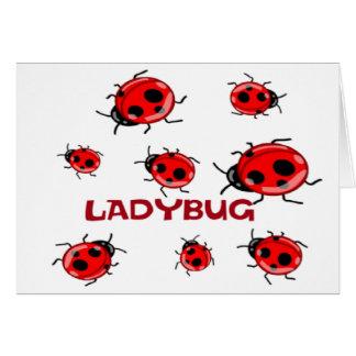 LADYBUG LANE CARDS