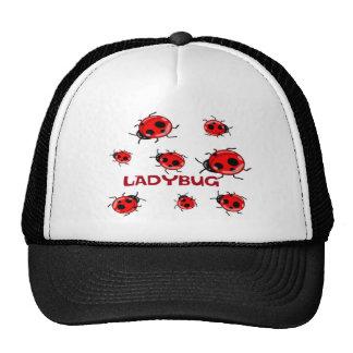 LADYBUG LANE MESH HAT