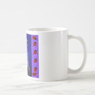 Ladybug Lighthouses Coffee Mug
