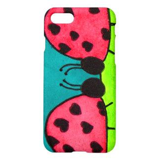 Ladybug Love iPhone 7 Case