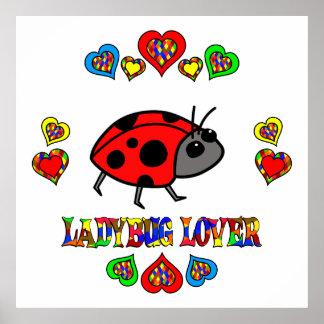 Ladybug Lover Print