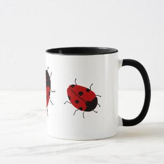 """""""Ladybug Mugs"""