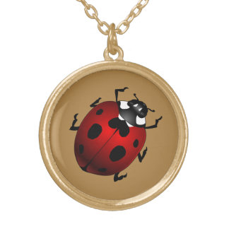 Ladybug Necklace Ladybug Ladybird Jewelry & Gifts