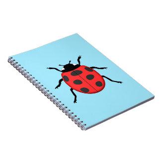 Ladybug Notebooks