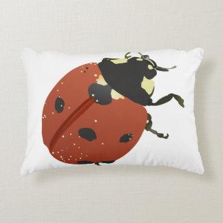 LadyBug Office Home  Personalize Destiny Destiny'S Accent Pillow