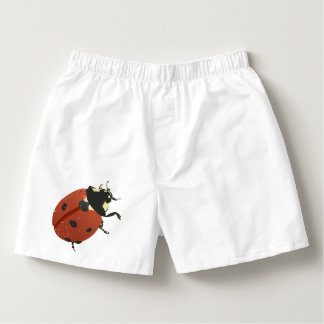 LadyBug Office Home  Personalize Destiny Destiny'S Boxers