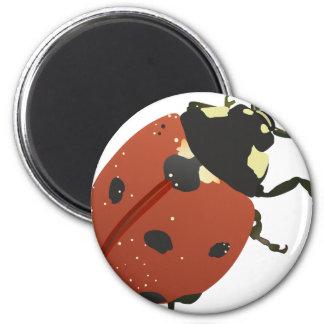LadyBug Office Home  Personalize Destiny Destiny'S Magnet