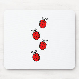 LadyBug Office Home  Personalize Destiny Destiny'S Mouse Pad