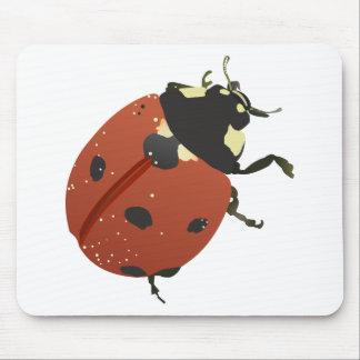 LadyBug Office Home  Personalize Destiny Destiny'S Mouse Pad