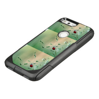 Ladybug Office Home Personalize Destiny Destiny'S OtterBox Commuter Google Pixel Case