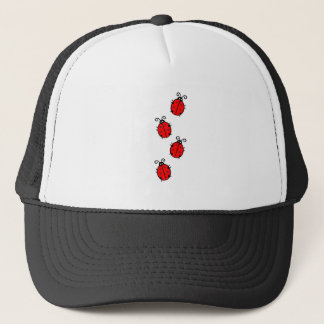 LadyBug Office Home  Personalize Destiny Destiny'S Trucker Hat