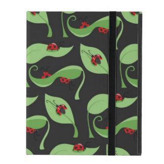 Ladybug Pattern Powis iPad 2/3/4 case