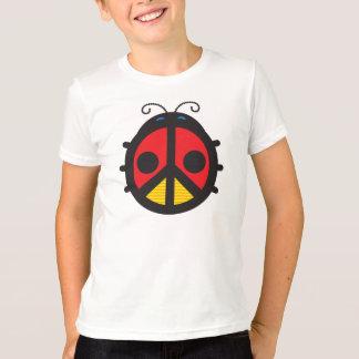 Ladybug Peace Sign T-Shirt