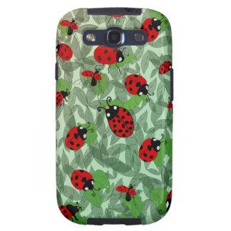 Ladybug Picnic Samsung Galaxy III Samsung Galaxy SIII Covers