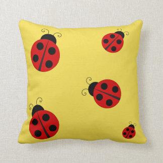 Ladybug Pillow