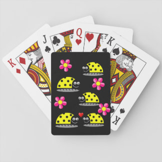 Ladybug Playing Card Deck