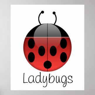 Ladybug Series 2 Print